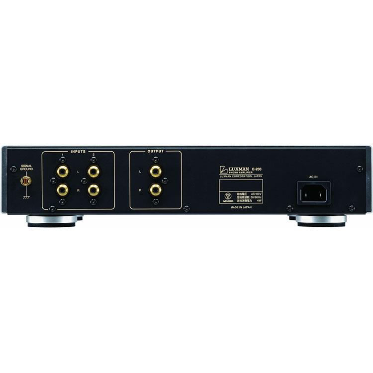 Luxman E-200 Phono Amplifier   Phono Stage